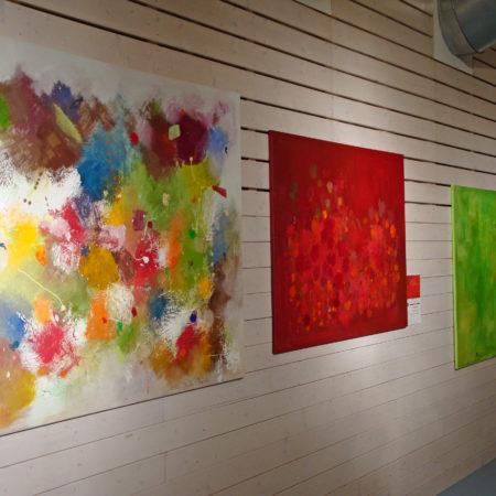 Ausstellung Alte Turnhalle Engelburg